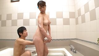 Gorgeous Japanese woman dazzles with her sex appeal