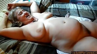 BIG BLACK PENIS Breeding Married Milf Woman In Front Of Her Cuck Husband, Part 1 - Interracial